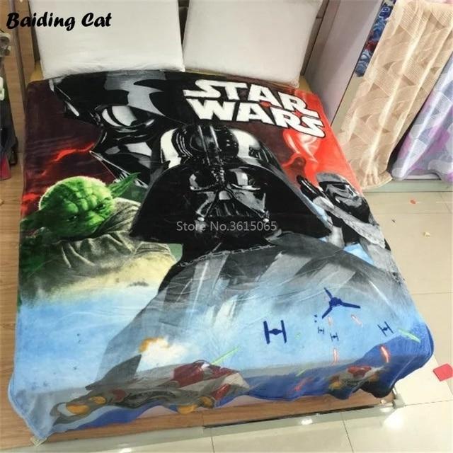 outlet store 71102 f0725 Promo Star Wars Coperta In Pile Del Fumetto Dei Bambini ...