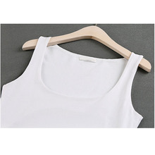 BOBOKATEER sleeveless crop top cotton crop tops 2018 women sexy white solid slim summer tank top halter blusa cropped feminino