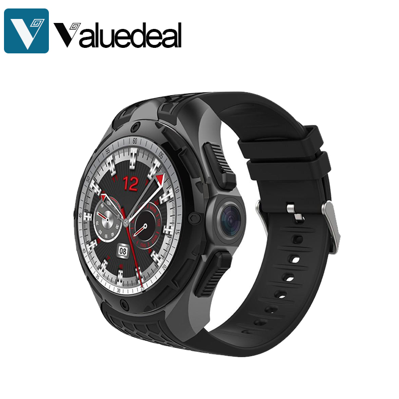 ALLCALL W2 3G Smartwatch Phone Android 7.0 IP68 waterproof MTK6580 Quad Core 1.3GHz 2GB RAM 16GB ROM GPS Bluetooth