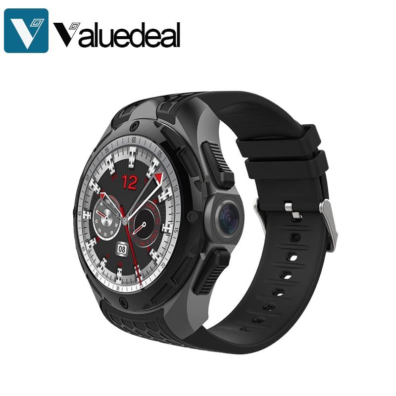 ALLCALL W2 3G Smartwatch Phone Android 7.0 IP68 waterproof MTK6580 Quad Core 1.3GHz 2GB RAM 16GB ROM GPS Bluetooth