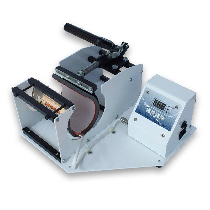 Máquina de transferência térmica da imprensa do