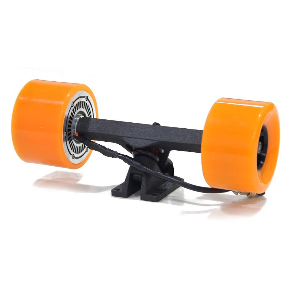 Электрлік борттық скейтборды - Роликтер, скейтбордтар және скутерлер - фото 6