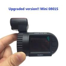 Модернизированная версия!! мини 0801 S AIT8328P OV2710 HD 1080 P Автомобиля Dashcam Видео Регистрация GPS Камера DVR