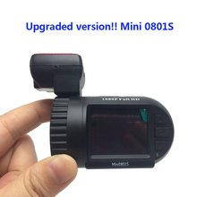 Upgraded version!! Mini 0801S AIT8328P OV2710 HD 1080P Car Dashcam Video Register GPS Camera DVR