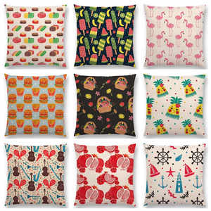 Best Thing Cushion Brands - Hamburger-scatter-cushions