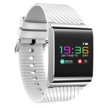 Гестия X9 Pro красочные Экран смарт-браслет шагомер Приборы для измерения артериального давления Watch Sport браслет сердечного ритма трекер для Android iso