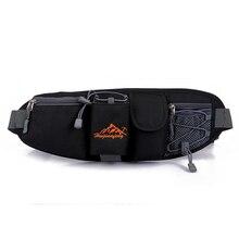 Premium 9 Colors Running Sports Waist Bag Man Travel Running Waist Bag Hiking Sport Men Pack Waist Belt Zip Pouch Gifts