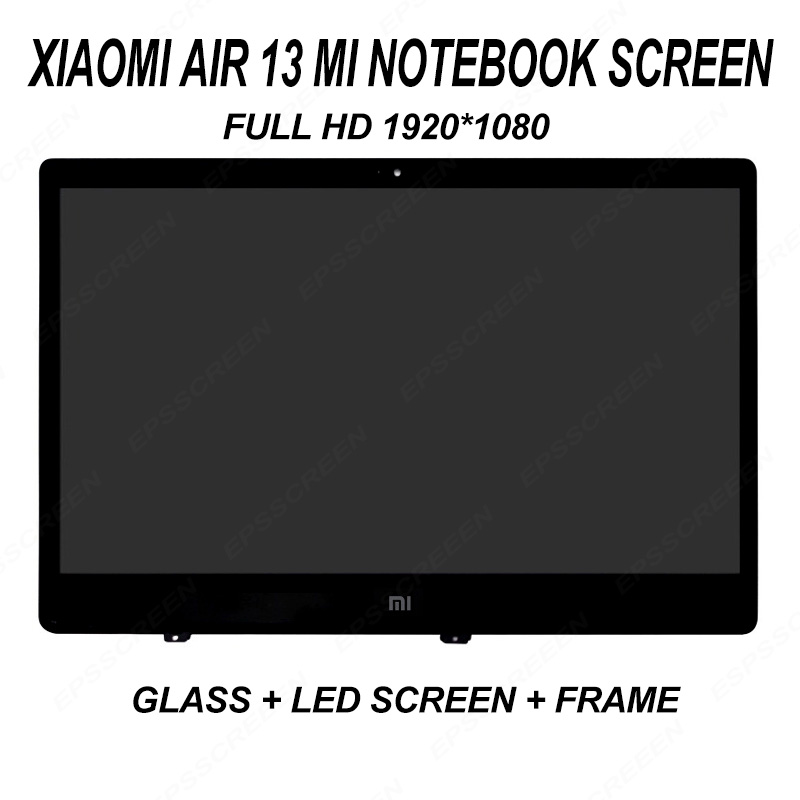 13 3 FHD IPS Screen for xiaomi MI notebook air 13 161301 01 fully laminated display