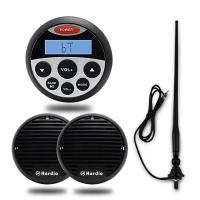Bluetooth USB MP3 Waterproof Player Audio Receiver FM AM Radio for Boat SPA UTV ATV_200x200 marinemax marine audio&video shop cheap marinemax marine  at readyjetset.co