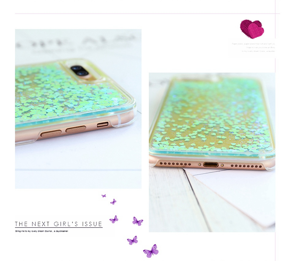 Glitter Quicksand For iPhone 6 6S 7 Plus 5 5S SE 4S Case For Samsung S6 S7 Edge Plus S5 S4 A5 A7 2016 G530 Note 4 5  (2)