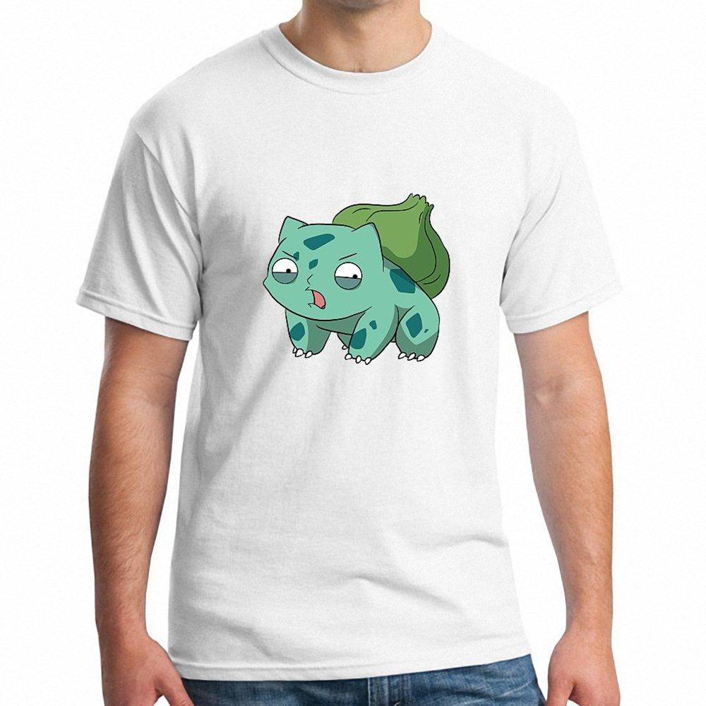 T shirt japanese design - Stewie X Bulbasaur Hot Japan Anime 2017 Japanese Anime Cool Novelty Funny Tshirt Style Fashion Top Tee Design T Shirt