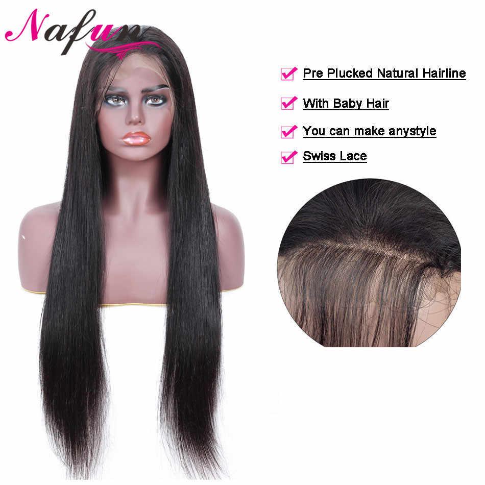 Peluca de encaje completo 13x 4/13x6 pelucas de cabello humano Frontal de encaje pelucas frontales rectas peruanas de encaje para mujeres pelucas de cabello Remy transparente de encaje