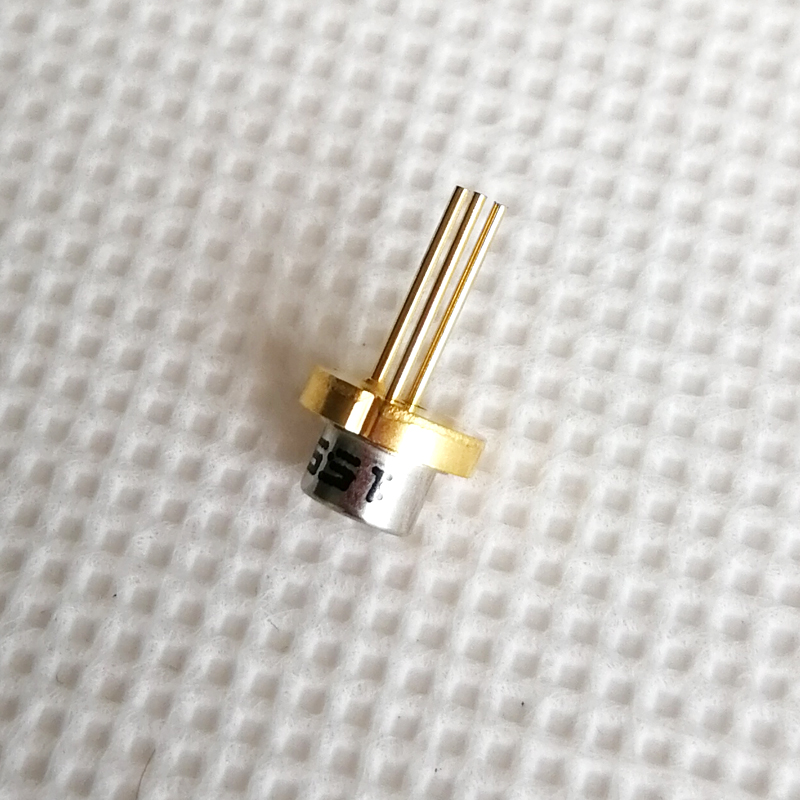 10pcs ROHM RLD78NZM5 TO18 5.6mm 10mW 780nm 785nm Infrared IR Laser Diode LD For XiaoMi Floor Mopping Robot