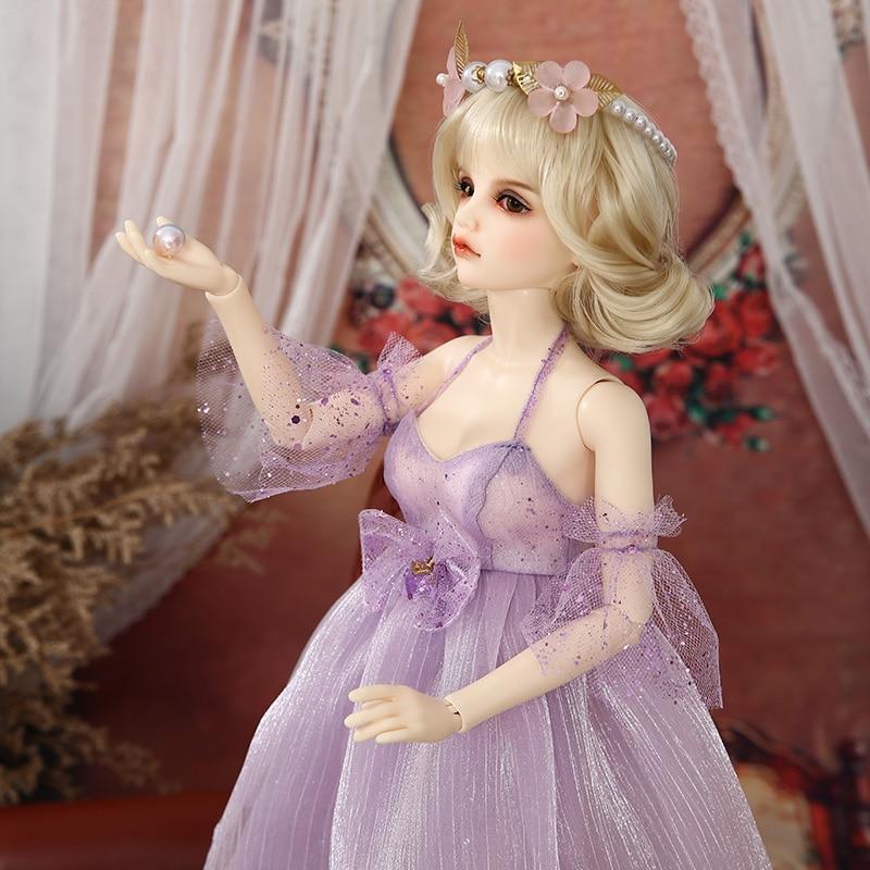 BJD Puppe Iplehouse Kassia JID IP 1/4 Mode Spielzeug für Mädchen Spielzeug Mädchen Mini Baby Jointed Puppen-in Puppen aus Spielzeug und Hobbys bei  Gruppe 3