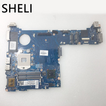 685404-601 685404-501 For HP Elitebook 2570P notebook pc motherboard 685404-001 laptop mainboard main board 6050A2483801-MB-A02