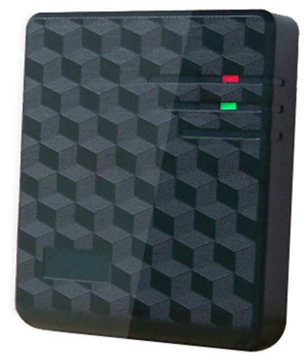 13.560Mhz 125Khz IC ID card Reader rs485 WG26 RS232 output access control reader read head waterproof