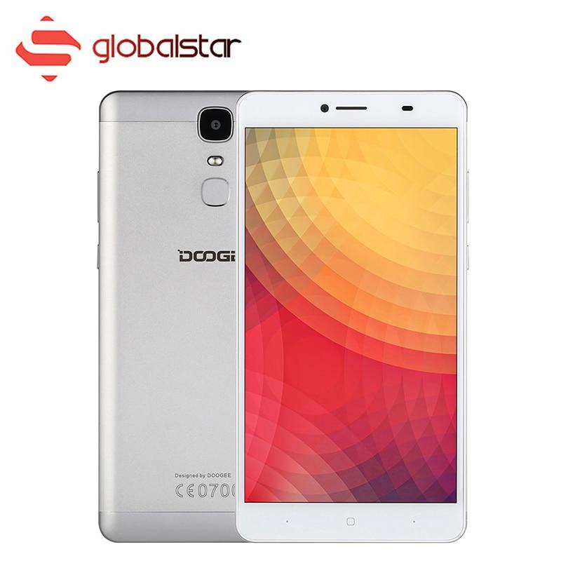 bilder für Ursprüngliche Doogee Y6 Max MTK6750 Octa Core-Handy 6,5 Zoll Android 6.0 Handy 3G RAM 32G ROM 4300 mAh 4G Entsperren Smartphone