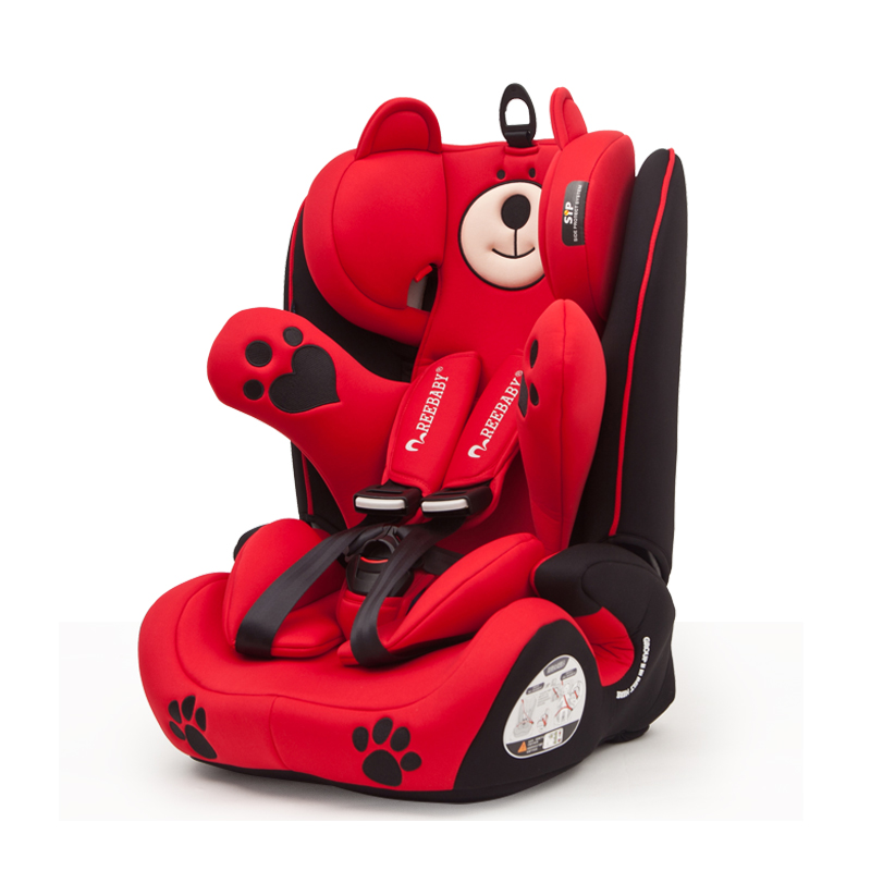 3cb2e68fc8c 9 months 12 years old baby baby car safe Seat with vehicle 3C certification  REEBABY child safety seat suit for 36 kg kids-in Child Car Safety Seats  from ...