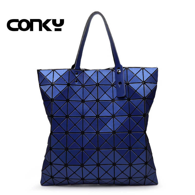 2016 New Fashion Women Pearl Bag Diamond Lattice Tote Geometry Quilted Handbag Geometric Mosaic Shoulder Bag 2015 hot fashion top top quality same as baobao 1 1 women s lattice geometry quilted handbag geometric mosaic totes bag6 6