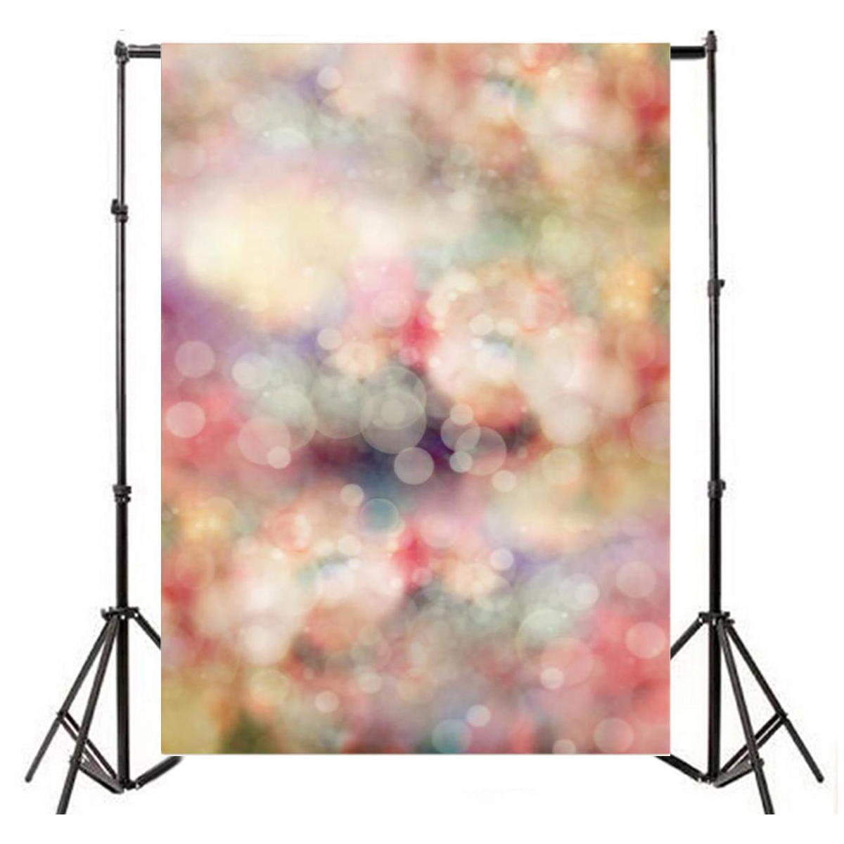 Top Deals 3x5ft Thin Vinyl Photography Backdrops Abstract Pretty Theme Baby Newborn Birthday Photo Background Studio Props