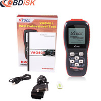 Originale Xtool VAG401 OBD2 Scanner per VW/Audi/Seat/Skoda VAG 401 ABS SRS Engine Code Reader Attrezzo Diagnostico professionale