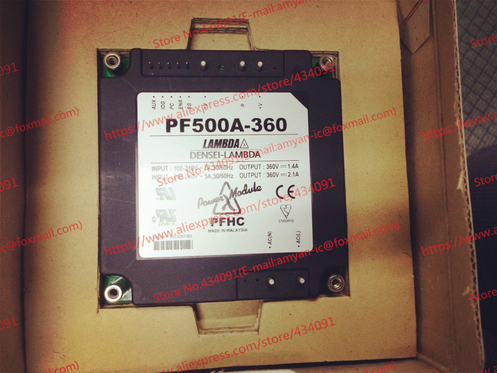 Free Shipping New PF500A-360