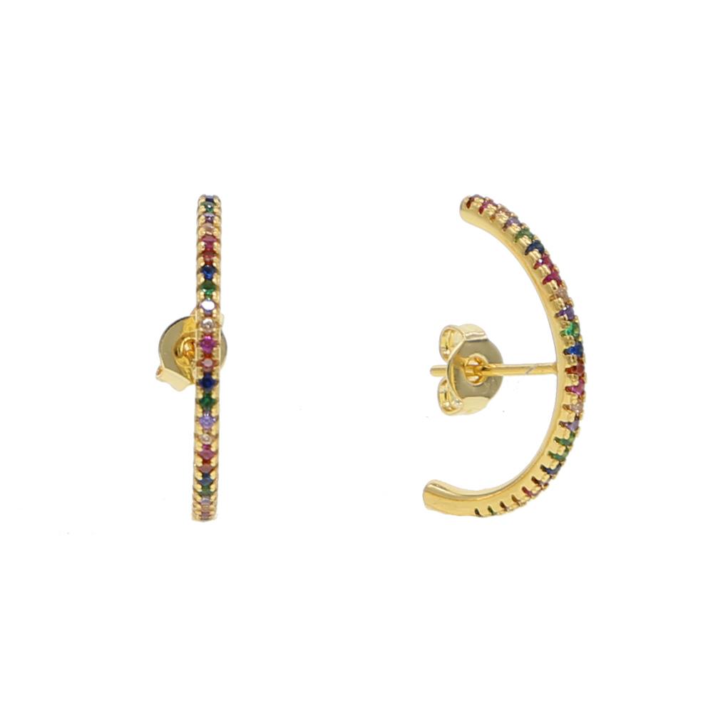 Новые модные длинные геометрические серьги роскошные золотистые