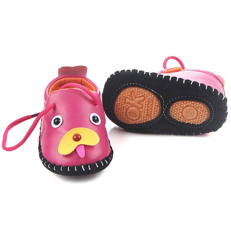 Baby Erste Wanderer Jungen Krippe Schuh für Mädchen Cartoon Doggy - Babyschuhe - Foto 6