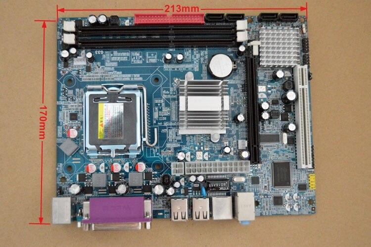все цены на New for Intel P35 motherboard LGA 771 DDR3 support for Xeon quad-core dual-core онлайн