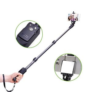 Image 4 - Yunteng 388 Bluetooth Extendable Self Stick Monopod Bluetooth Remote Control for Smartphone