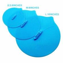 3 stück silikon Dampfschiff topfdeckel schnellkochtopf dichtung silikonhülle für pan silikon deckel spill stopfen küchewaren wd-10201