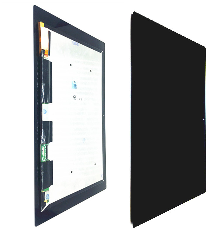 TQD New Genuine Black LCD Screen Display For Xperia Tablet Z2 SGP511 SGP512 SGP521 SGP541 Touch