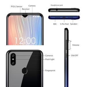 Image 3 - OUKITEL C15 Pro+ 6.088 19:9 Smartphone Android 9.0 Pie  4G FDD Mobile Phone 3GB 32GB MT6761 Waterdrop Screen Face ID Cellphone