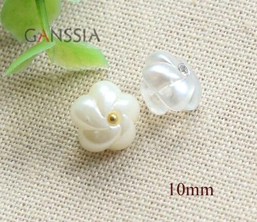 20pcs/lot Size: 10mm Cute flower buttons Shirt resin button Scrapbooking DIY accessories (ss-108)