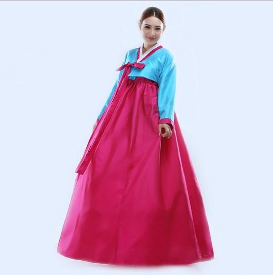 2017 Clássica Roupa Fase Traje Minoria Nacional Tradicional Coreano Hanbok Traje Hanbok Vestido Tradicional Coreano