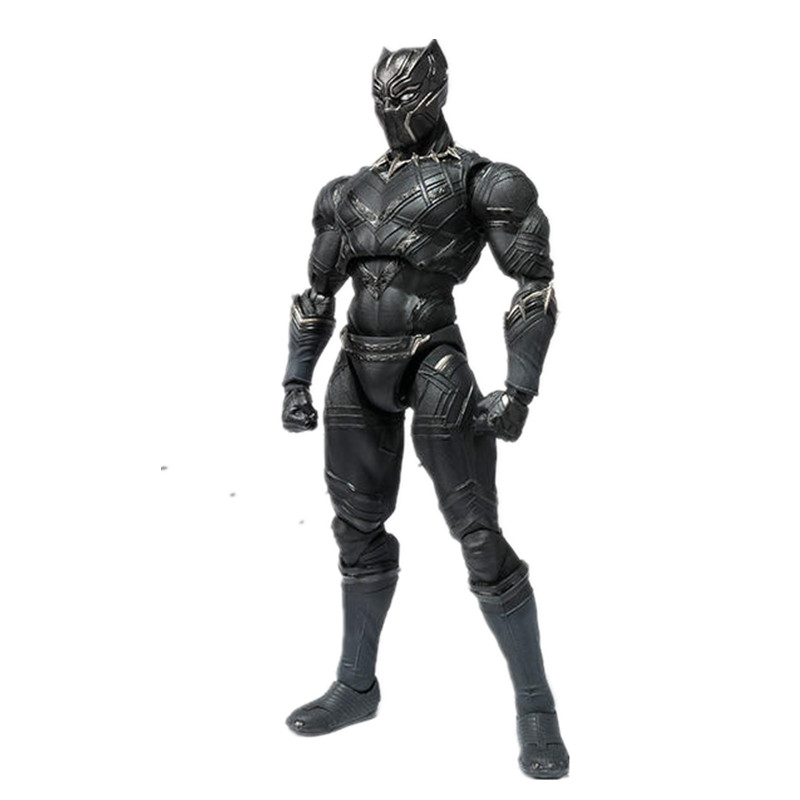 Black Panther doll