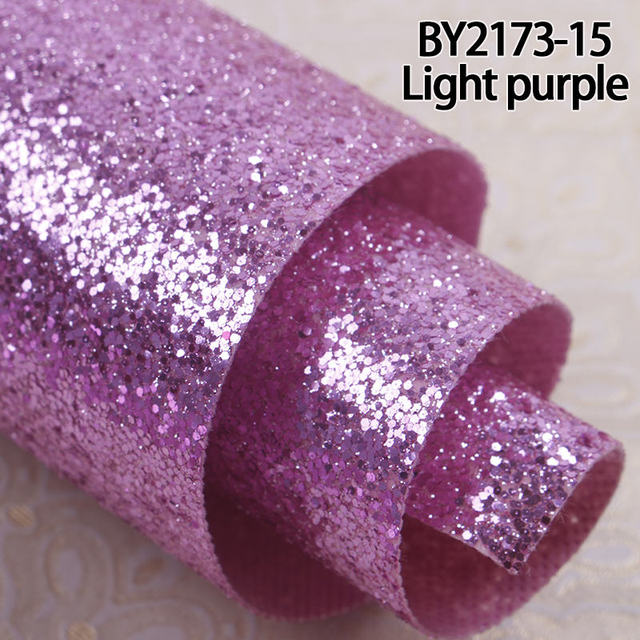 High quality Chunky glitter 3d wallpaper Christmas crafts non woven fabric Wallpaper Rolls For Walls