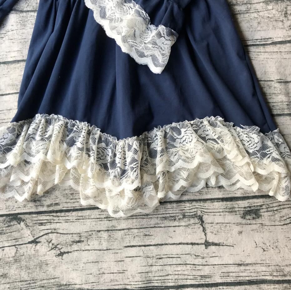 China suppliers wholesale Baby Girl smocked dress lace fabric ...