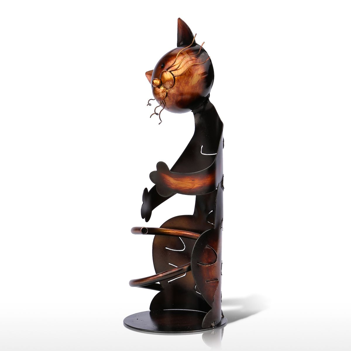 Cat Shaped Wine Bottle Holder