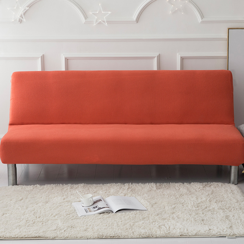 2018 Japanese Solid Orange Stretch Elastic 160 190cm No