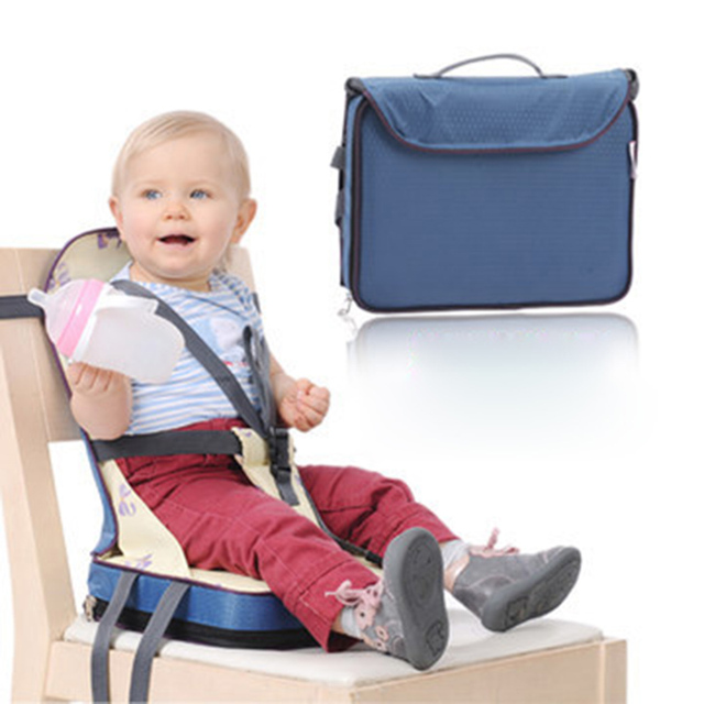 1 Pc Baby Car Seat Backpack Seat Belt Bag Baby Chair Belt