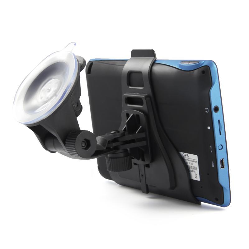 CARCHET Portable 7 inch Touch Screen Car GPS Navigation FM HD 8GB EU Map, Built-in GPS Antenna / Bluetooth / FM / Video Input