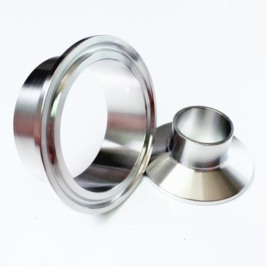 DIN DN32 34mm Pipe OD Butt Weld X1.5