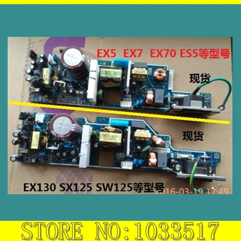 Projector Accessories power supply board for SONY VPL SX125 VPL SW125