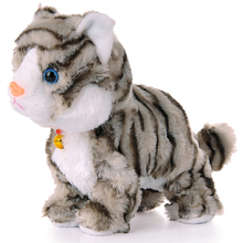 Soft Electronic Pets Sound Control Robot Toy