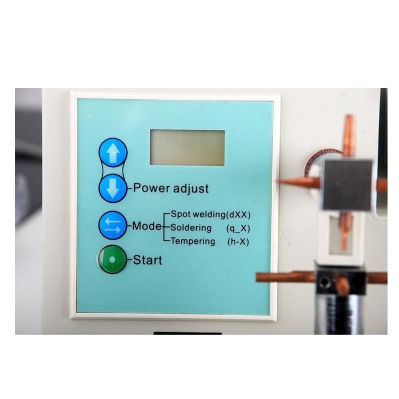Zgrzewarka punktowa Micro Zgrzewarka punktowa Micro Adjust Zgrzewarka - Sprzęt spawalniczy - Zdjęcie 3