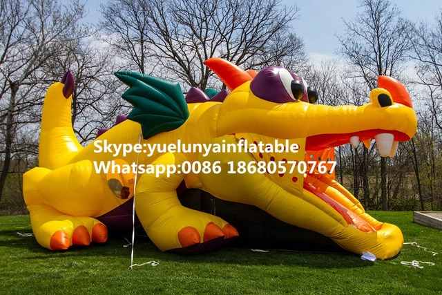 2016 Factory direct sales Inflatable slides,Inflatable castle, inflatable obstacles KY-149