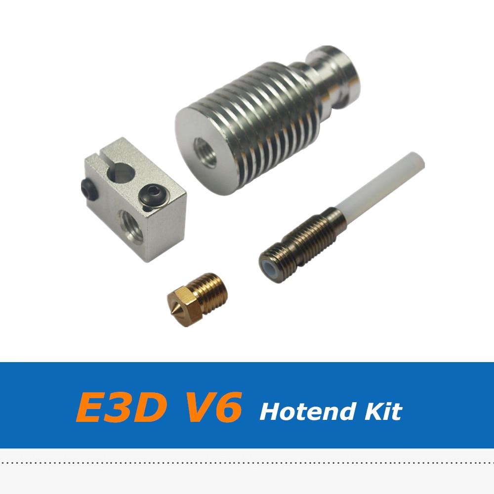 Imprimante 3D Reprap E3D V6 Lite Kit pour Filament de 3mm