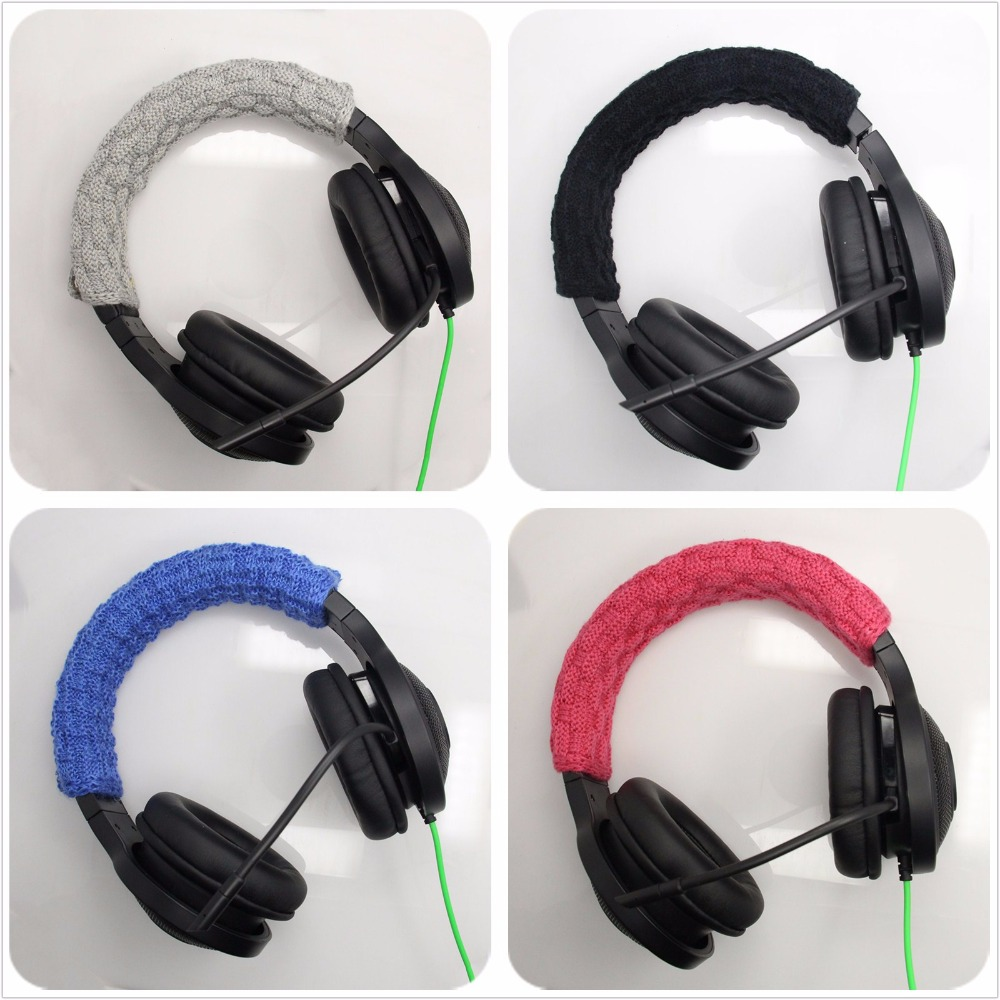 Buy Pure Wool Headband Cushion Pads Head Band Audio Technica Ath M20x Black Protect Cover For M30x M40x M50x Headphones From Reliable Headphone