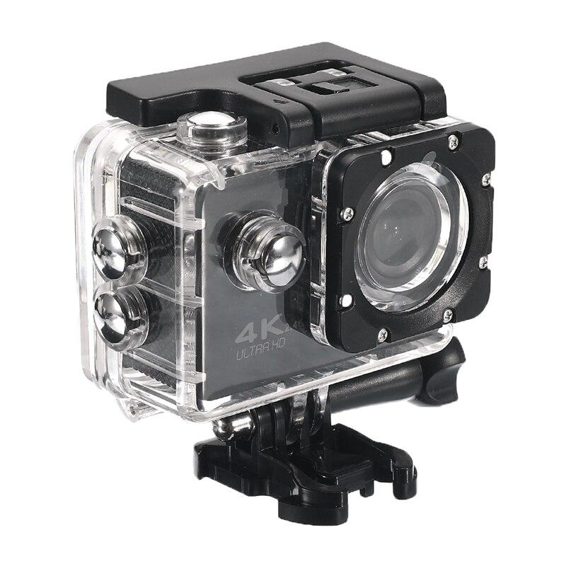 SJ9000 Wifi 1080P 4K Ultra HD Sport Action Camera DVR DV Camcorder Waterproof CO Black Recording Sport Cam